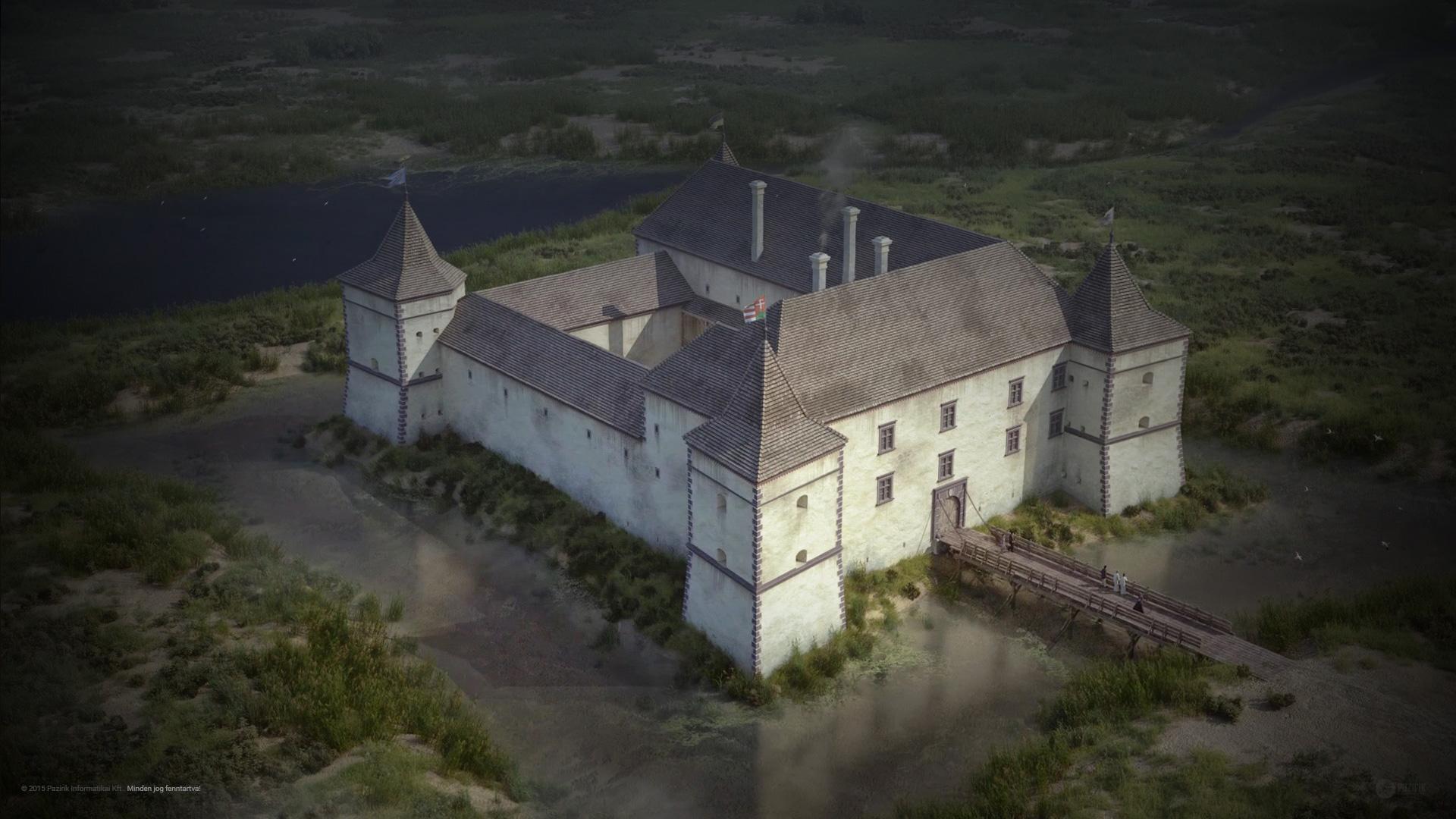 Az Egervári várkastély