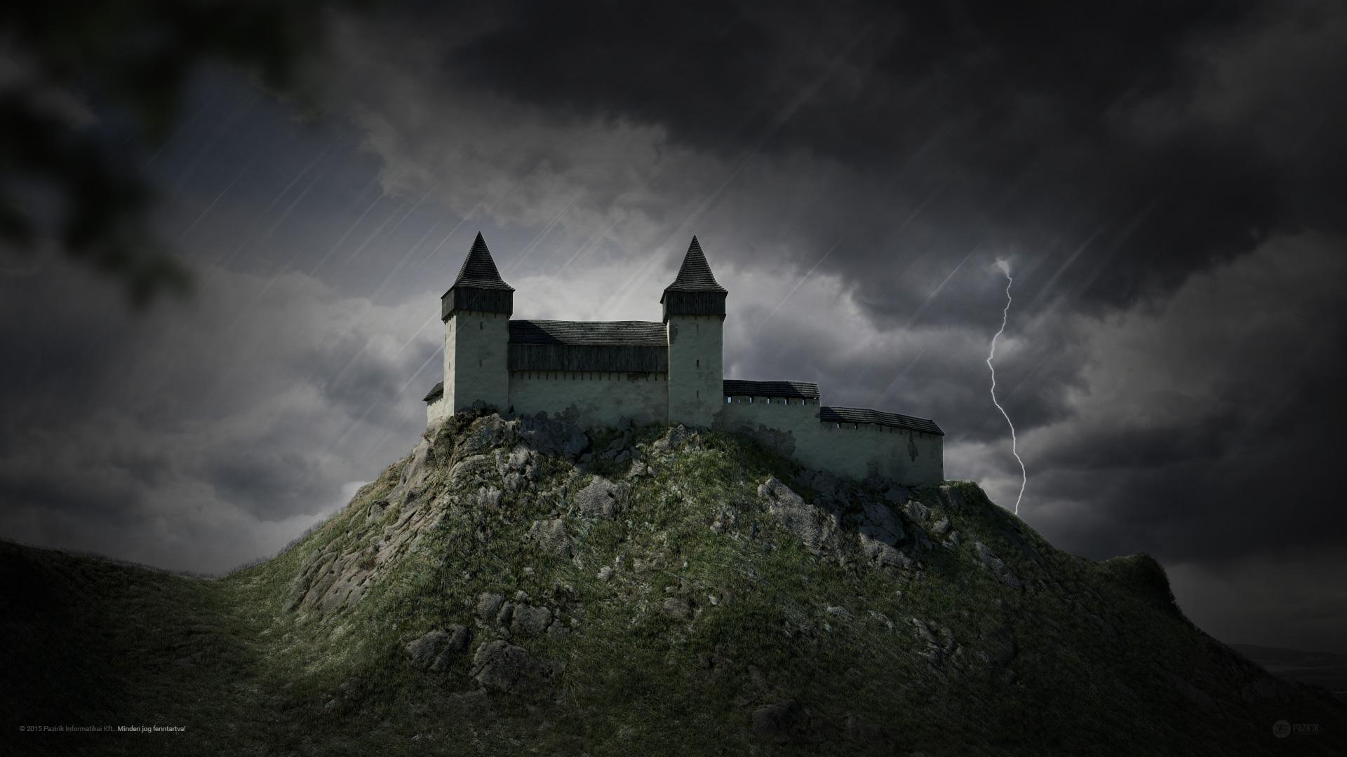 A Szigligeti vár